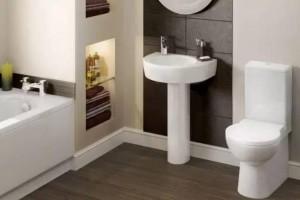 小户型卫浴,小户型卫浴空间设计理念,如何扩容浴室空间?